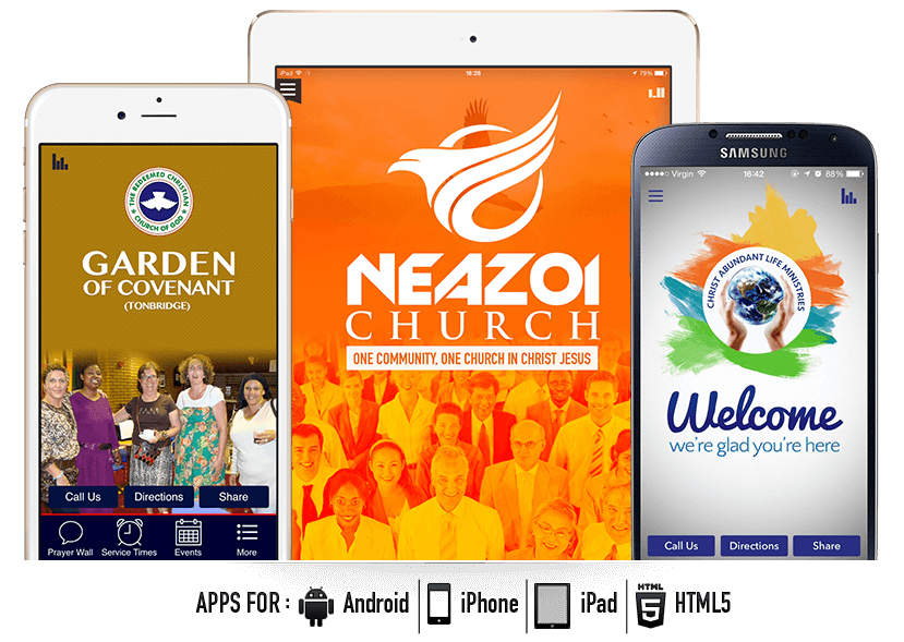 church apps uk